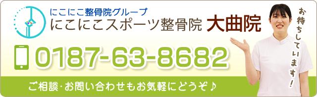 電話番号:0187-63-8682