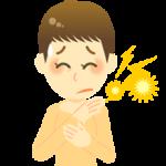 腱鞘炎のイメージ